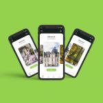 Domaine de Cheverny <br> Création de l'application mobile